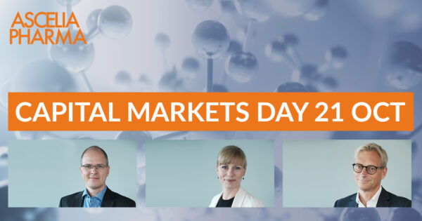 Capital markets day 21 Oct